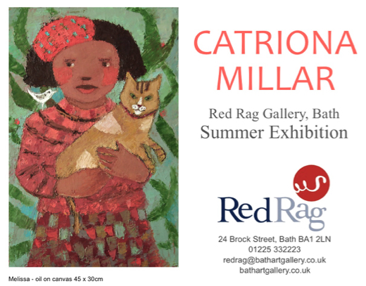Catriona Millar Solo @ The Red Rag Gallery, Bath (1)