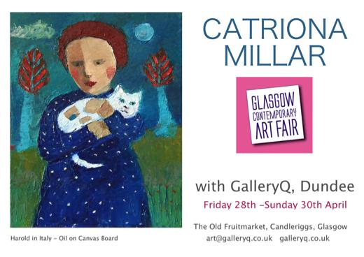 Catriona Millar at GAF with GalleryQ April 2017 (1)