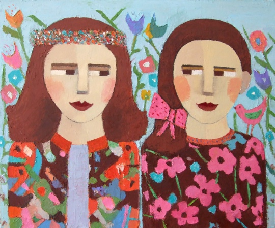 Garden Belles by Catriona Millar