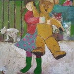 Bear with Girl
