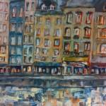 Honfleur by Rosanna Reid