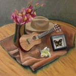 Still Life with Mandolin by Yan Spencer