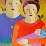Peggy's Birds by Catriona Millar